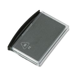 Replacement Ink Pad 2000 PLUS DatePhrase Eight- 10-Band Numberer Stamps Black (COS061953)