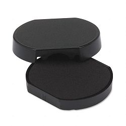 "Trodat T46140 Dater Replacement Pad 1-58"" Black (USSP46140BK)"