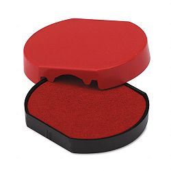 "Trodat T46140 Dater Replacement Pad 1-58"" Red (USSP46140RD)"