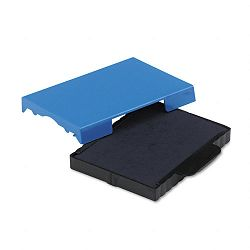 "Trodat T4727 Dater Replacement Pad 1-58"" x 2-12"" Blue (USSP4727BL)"