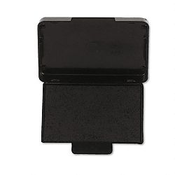 "T5440 Dater Replacement Ink Pad 1-18"" x 2"" Black (USSP5440BK)"