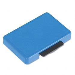 "T5440 Dater Replacement Ink Pad 1-18"" x 2"" Blue (USSP5440BL)"