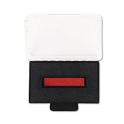 "T5440 Dater Replacement Ink Pad 1-18"" x 2"" RedBlue (USSP5440BR)"