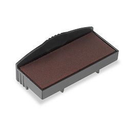 P12 Self-Inking Stamp Replacement Pad Red (XST43211)