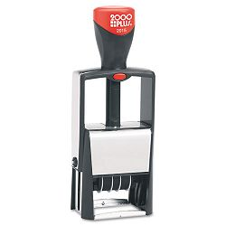 2000PLUS Self-Inking Heavy Duty Stamps (COS011200)