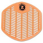 Z-Screen Deodorizing Urinal Screen Citrus Zest Orange Box of 12 (IMP1493)