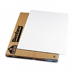 "Polystyrene Foam Board 40"" x 30"" White Surface and Core Carton of 10 (EPI900803)"
