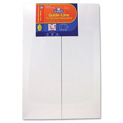 "Guide-Line Foam Display Board 36"" x 48"" White Carton of 12 (EPI905101)"