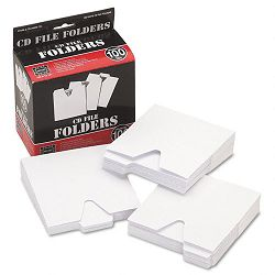CD File Folders Pack of 100 (IDEVZ01096)