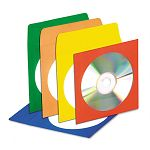 CDDVD Envelopes with Clear Window Pack of 50 (IVR39404)