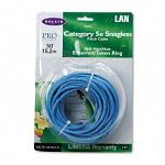 CAT5e Snagless Patch Cable RJ45 Connectors 50 ft. Blue (BLKA3L79150BLUS)