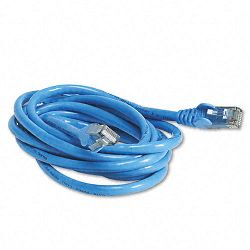 High Performance CAT6 UTP Patch Cable 7 ft. Blue (BLKA3L98007BLUS)