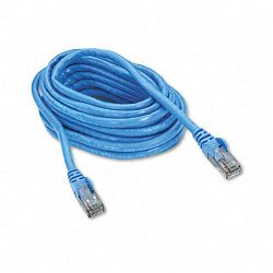 High Performance CAT6 UTP Patch Cable 14 ft. Blue (BLKA3L98014BLUS)