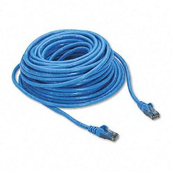 High Performance CAT6 UTP Patch Cable 50 ft. Blue (BLKA3L98050BLUS)