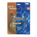 High Performance CAT6 UTP Patch Cable 50 ft. Gray (BLKA3L98050S)
