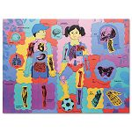 "Wonder Foam Giant ""Our Body"" Activity Puzzle (CKC4413)"