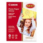 "Glossy Photo Paper 45 lbs. 8-12"" x 11"" 50 SheetsPack (CNM0775B023)"