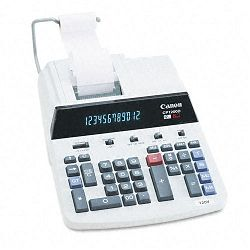 CP1200D Two-Color Ribbon Printing Calculator 12-Digit Fluorescent BlackRed (CNMCP1200D)