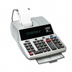 MP25DVS Two-Color Ribbon Printing Calculator 12-Digit Fluorescent BlackRed (CNMMP25DVS)
