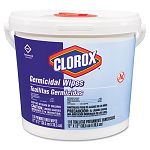 "Germicidal Wipes 12"" x 12 White Canister of 110 (COX30358)"