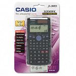 FX-300ES Overhead Scientific Calculator 10-Digit Natural Textbook Display (CSOFX300ES)