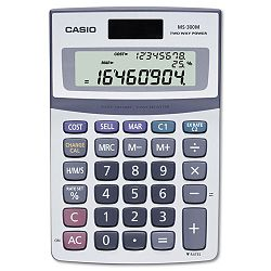 MS-300M Tax and Currency Calculator 8-Digit LCD (CSOMS300M)