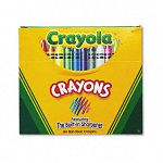 Classic Color Pack Crayons Assorted 64Box (CYO52064D)