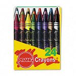 Crayons Made with Soy 24 ColorsBox (DIX00400)
