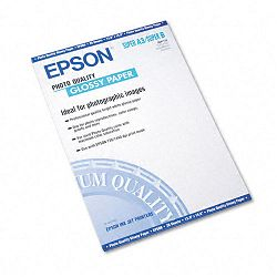 "Photo-Quality Glossy Paper 38 lbs. 13"" x 19"" 20 SheetsPack (EPSS041133)"