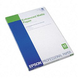 "Ultra Premium Matte Presentation Paper 13"" x 19"" White Pack of 50 (EPSS041339)"
