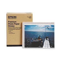 "Premium Glossy Photo Paper 8 x 10"" 250 SheetsPack (EPSS042121)"