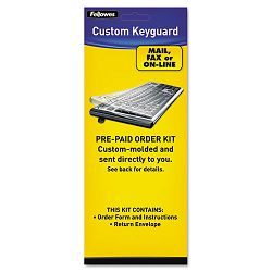 Keyboard Protection Kit Custom Order Polyurethane (FEL99680)