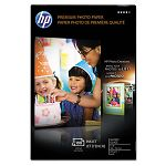 "Premium Photo Paper 64 lbs. Glossy 4"" x 6"" 100 SheetsPack (HEWQ1990A)"