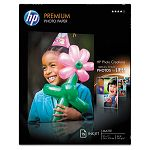 "Premium Photo Paper 64 lbs. Soft-Gloss 8-12"" x 11"" 15 SheetsPack (HEWQ1993A)"