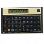 12C Financial Calculator 10-Digit LCD (HEW12C)