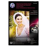 "Premium Plus Photo Paper 80 lbs. Glossy 4"" x 6"" 60 SheetsPack (HEWCR665A)"