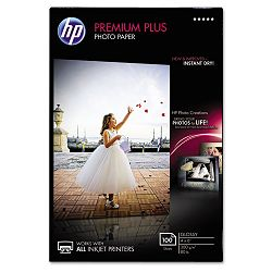 "Premium Plus Photo Paper 80 lbs. Glossy 4"" x 6"" 100 SheetsPack (HEWCR668A)"