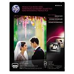 "Premium Plus Photo Paper 80 lbs. Glossy 8-12"" x 11"" 25 SheetsPack (HEWCR670A)"