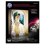 "Premium Plus Photo Paper 80 lbs. Soft-Gloss 8-12"" x 11"" 25 SheetsPack (HEWCR671A)"