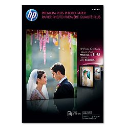 "Premium Plus Photo Paper 75 lbs. High-Gloss 11"" x 17"" 25 SheetsPack (HEWQ5495A)"