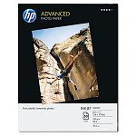 "Advanced Photo Paper 56 lbs. Glossy 8-12"" x 11"" 50 SheetsPack (HEWQ7853AND)"
