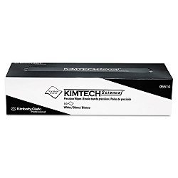 "KIMTECH SCIENCE Precision Wipes Tissue Wiper 14.7"" x 16.6"" White 140Box Carton of 15 (KIM05514)"
