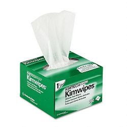 "KIMTECH SCIENCE KIMWIPES Tissue 4 25"" x 8 25"" 280Box 30Carton (KIM34120)"