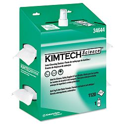 KIMTECH SCIENCE KIMWIPES Lens Cleaning POP-UP Box 1120 WipesBox Carton of 4 (KIM34644)