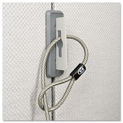 Partition Cable Anchor Gray (KMW67700)