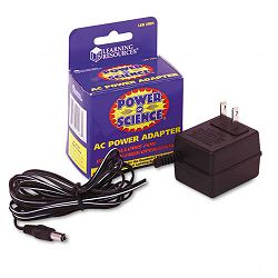AC Adapter for Time Tracker Programmable Electronic Timer (LRNLER2901)