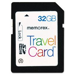 SDHC Travel Card 32GB (MEM98690)