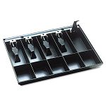 Cash Drawer Replacement Tray Black (MMF225286204)