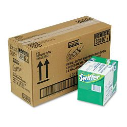 Dry Refill System Cloth White Box 32 Carton of 6 (PAG33407CT)