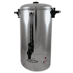 36-Cup Percolating Urn Stainless Steel (OGFCP36)
